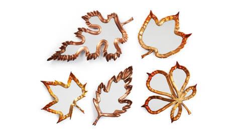 Fallen Leaves: Casa  por INSIDHERLAND