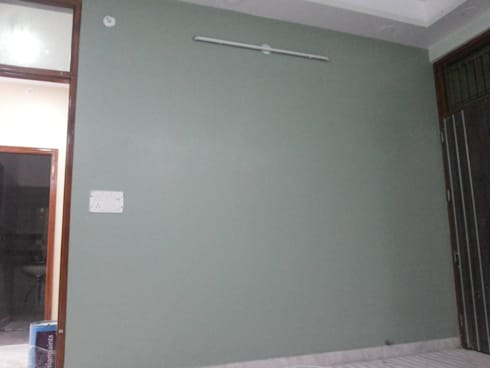 Interior Painting WOrk: asian Bedroom by Quik Solution