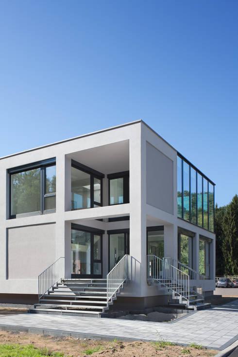 zvg verwaltung neubau von studio moeve architekten bda homify. Black Bedroom Furniture Sets. Home Design Ideas