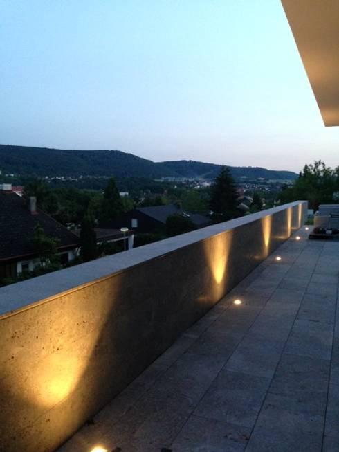 Terrasse:  Terrasse von Diemer Architekten