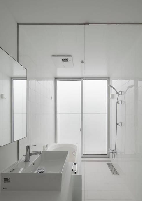ウキウキハウス: 株式会社CAPDが手掛けた浴室です。