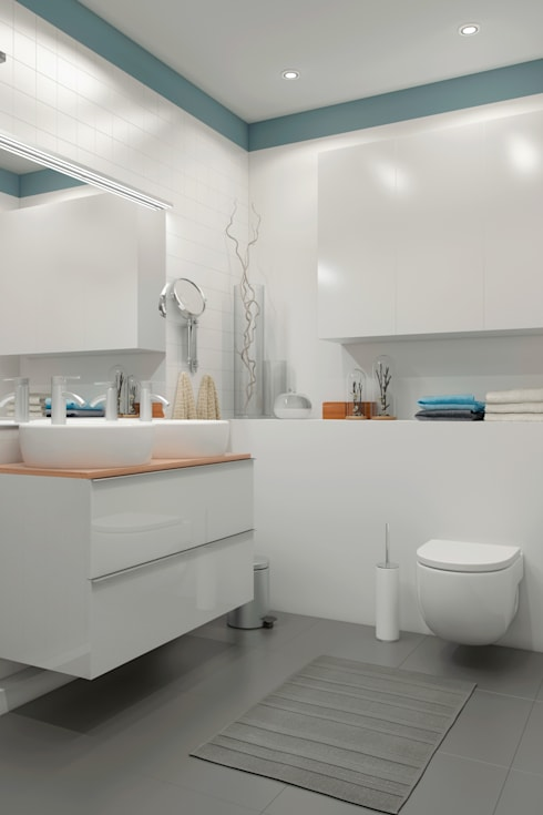 IKEA: Baños de estilo  de Artur Akopov