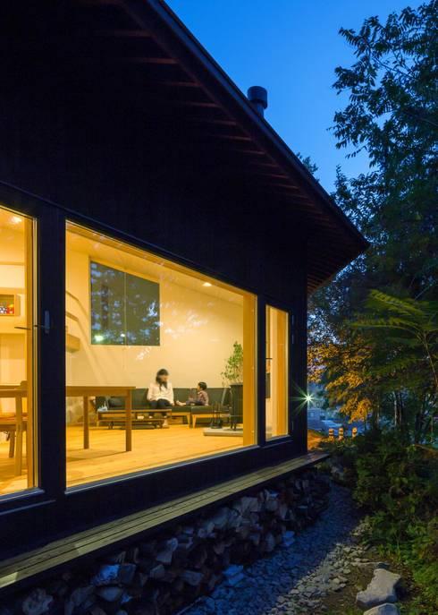 外観3: キタウラ設計室が手掛けた家です。
