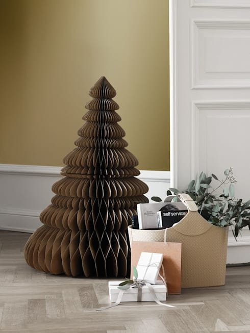 Christmas: modern Dining room by BoConcept Bristol