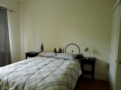 House Staging:  de estilo  por Ana Valdés Interiores