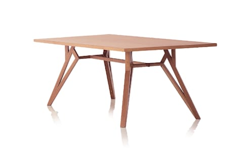 Mesa COR: Sala de jantar  por LLUSSÁ Mobiliário de design