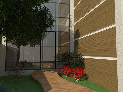 Entrada: Casas modernas por Studio 21