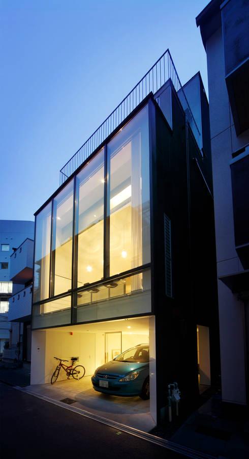 外観: Mimasis Design/ミメイシス デザインが手掛けた家です。