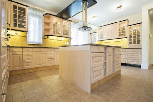 Tradicional Kitchens: classic Kitchen by Piwko-Bespoke Fitted Furniture