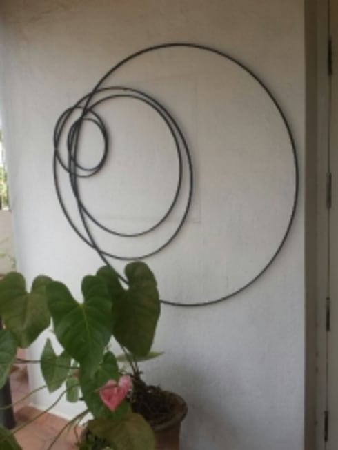Circle Of Life:  Garden  by Designmint