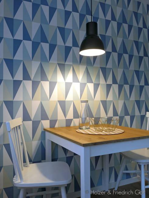 Salle à manger de style de stile Rural par Holzer & Friedrich GbR