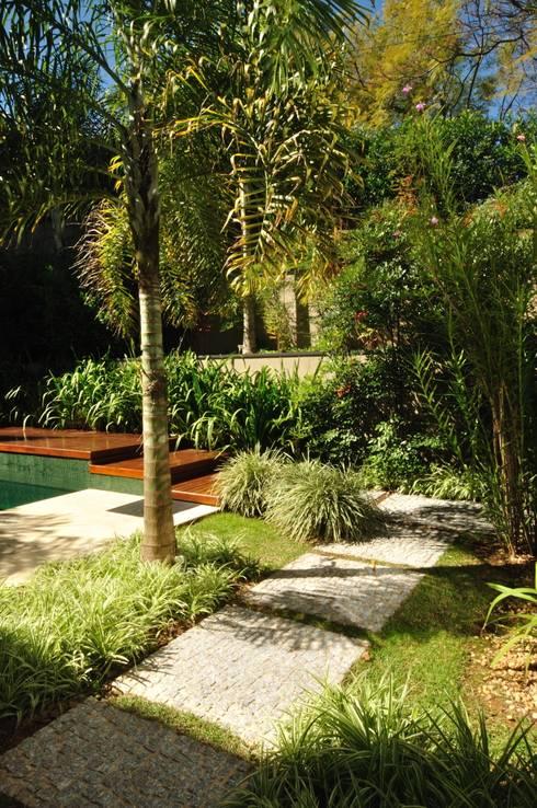 Projekty,  Ogród zaprojektowane przez alexandre galhego paisagismo