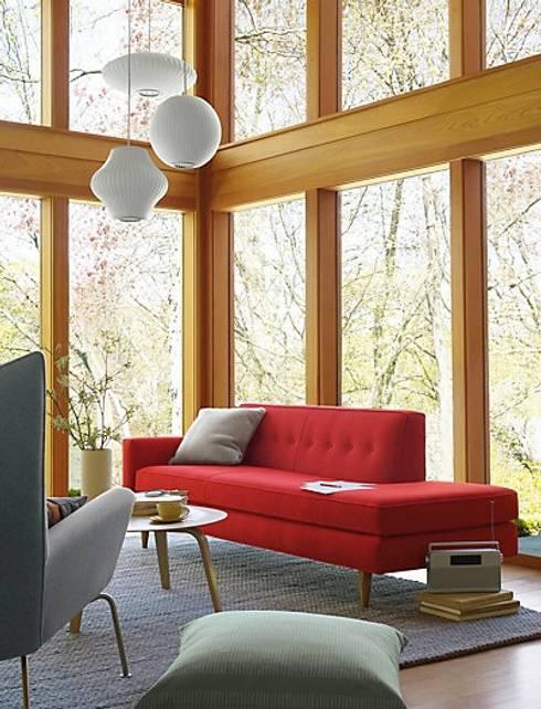 Bantam Studio Sofa : Salas de estilo moderno por Design Within Reach Mexico