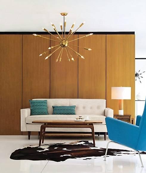 Sala de estar  por Design Within Reach Mexico