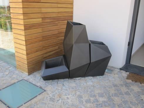 Projecto MH – Albufeira: Casas modernas por Smokesignals - Home & Contract Concept Lda
