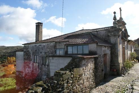 SOLAR Séc. XVIII – Recuperação e Reabilitação:   por ADVD atelier arquitectura e design