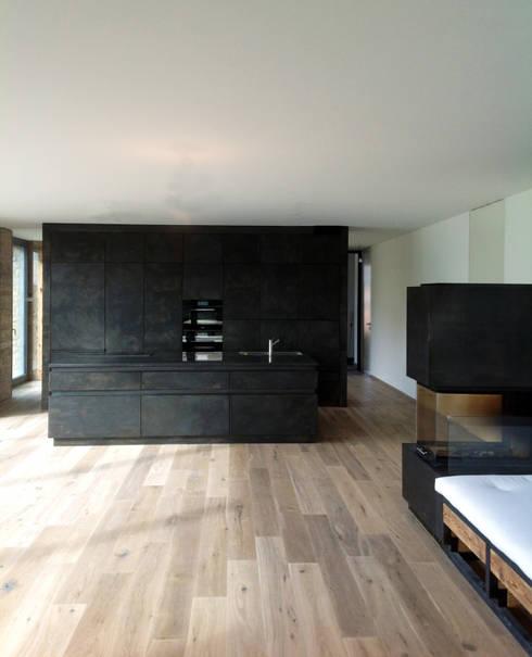 مطبخ تنفيذ Architekt Zoran Bodrozic