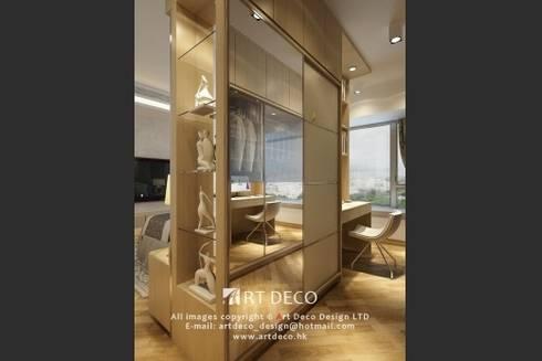 Art Deco Design Ltd.— Casa Marina: classic Bedroom by Art Deco Design Ltd.