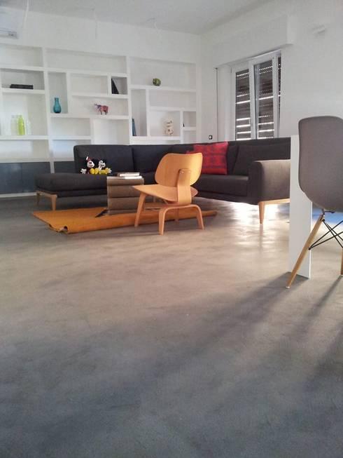 Walls & flooring by TOMASELLO SRL PAVIMENTI D'EPOCA REALIZZATI OGGI
