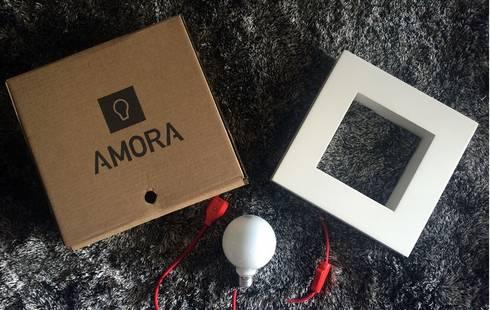 Amora Design: Quarto  por Amora Design