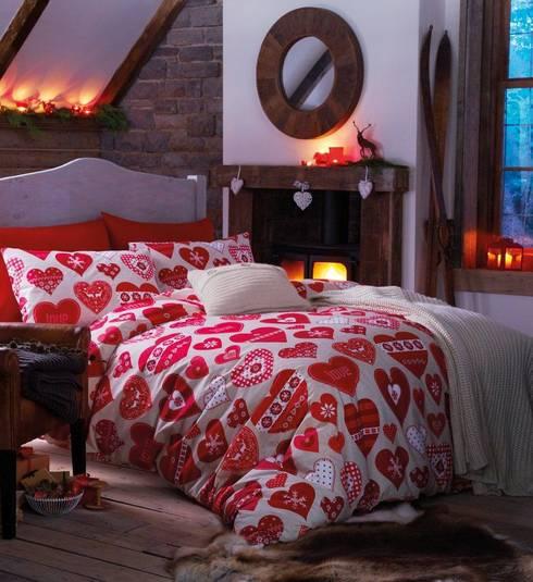 Спальная комната  в . Автор – Dekoria GmbH
