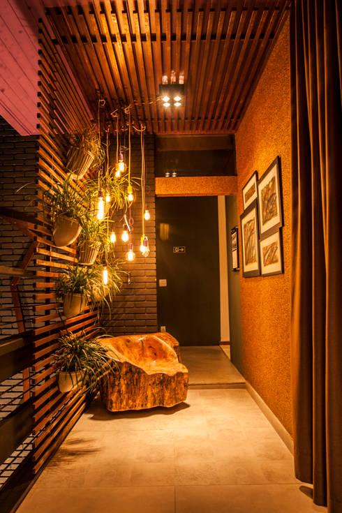 Mostra Open House - Terraço: Terraços  por MP Arquitetura