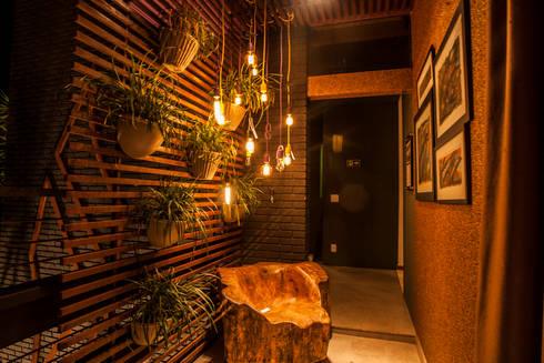 Mostra Open House – Terraço: Terraços  por MP Arquitetura