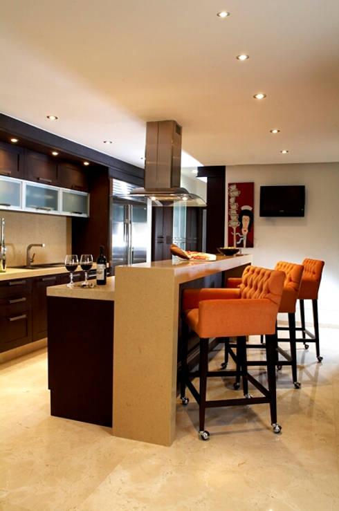 Kitchen by arketipo-taller de arquitectura