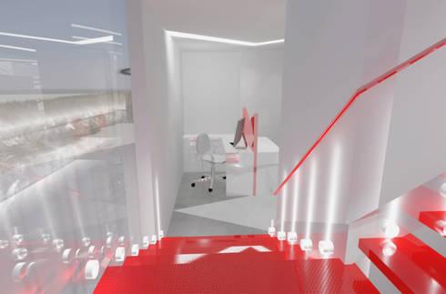 Escaleras:  de estilo  por Cesar Rodriguez Perfetti