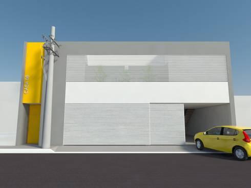 Casa - Sobradinho/DF: Casas modernas por Arquitetura do Brasil