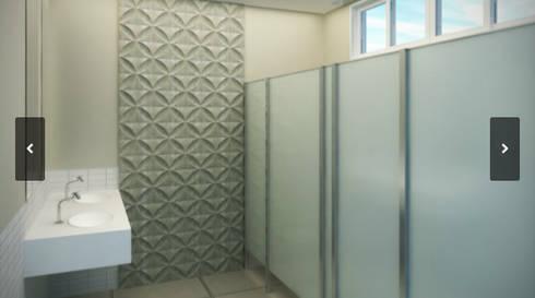 Administração da Pioneer - DuPont - Brasília/DF: Espaços comerciais  por Arquitetura do Brasil