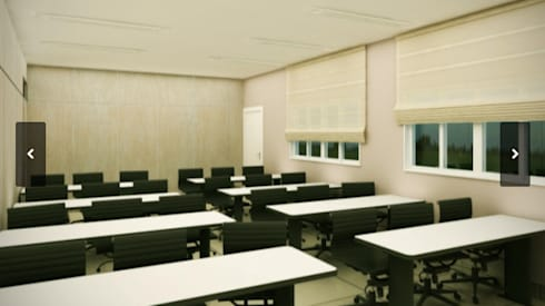 Administração da Pioneer - DuPont - Brasília/DF: Edifícios comerciais  por Arquitetura do Brasil