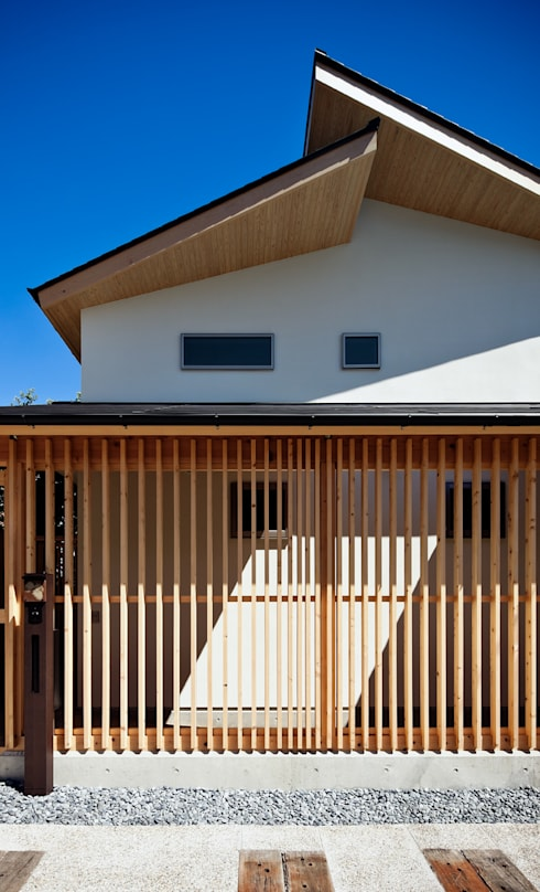 eclectic Houses by 株式会社seki.design