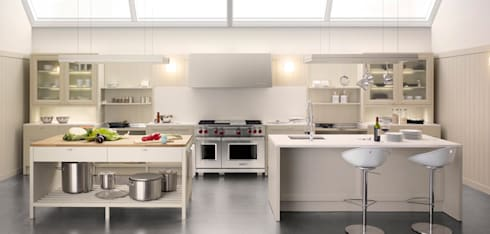 Stimmug y Stimmug 2: Cocinas de estilo  por ARCE MOBILIARIO