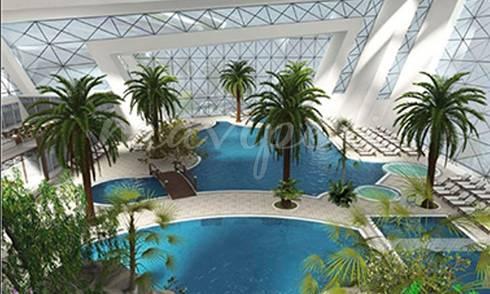 Rusya Aquapark:   by Maviperi Mimarlık