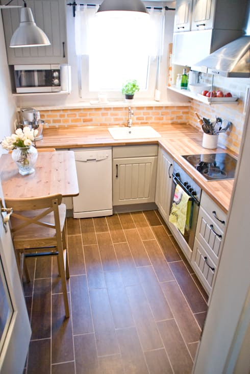 Küche:   von Pudel-design
