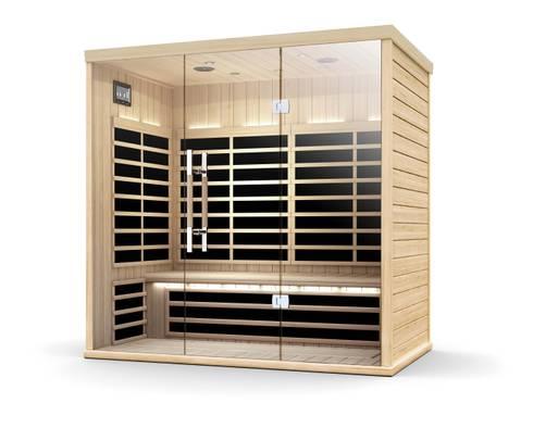 helo ir kabinen sun s von helo gmbh homify. Black Bedroom Furniture Sets. Home Design Ideas