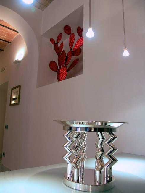 Living room by interiorbe SRL