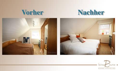 home staging ist auch in einer bewohnten immobilie m glich von feine r ume homify. Black Bedroom Furniture Sets. Home Design Ideas