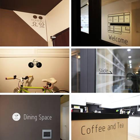 Hongeun-dong apartment unit remodeling: designband YOAP의