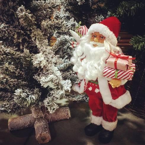 Navidad 2015: Hogar de estilo  de Mandarina Home