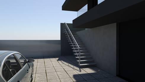 Casa da Portela:   por Miguel Zarcos Palma