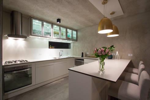 Escritório Katalin Stammer: Edifícios comerciais  por Katalin Stammer Arquitetura e Design