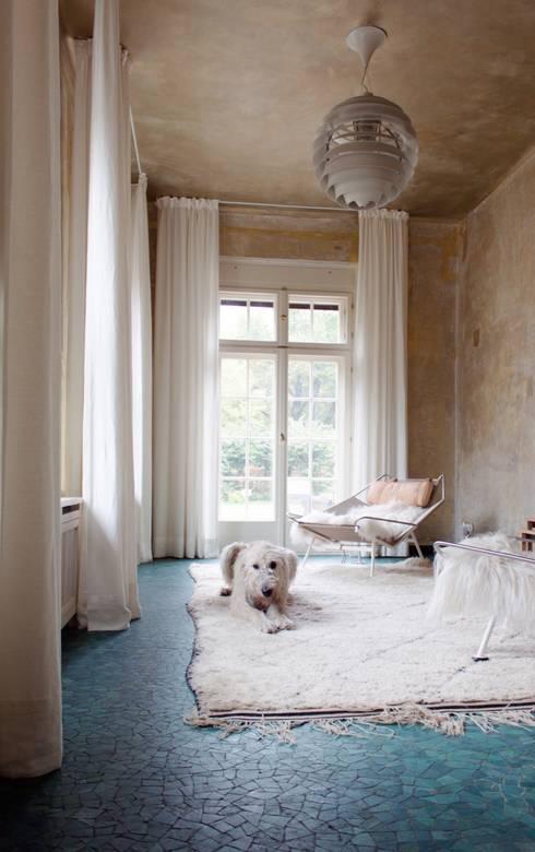 Landhausvilla S – Wintergarten:  Wintergarten von Lena Klanten Architektin