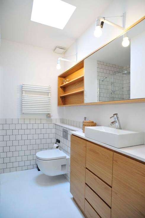 Baños de estilo  por BONBA studio