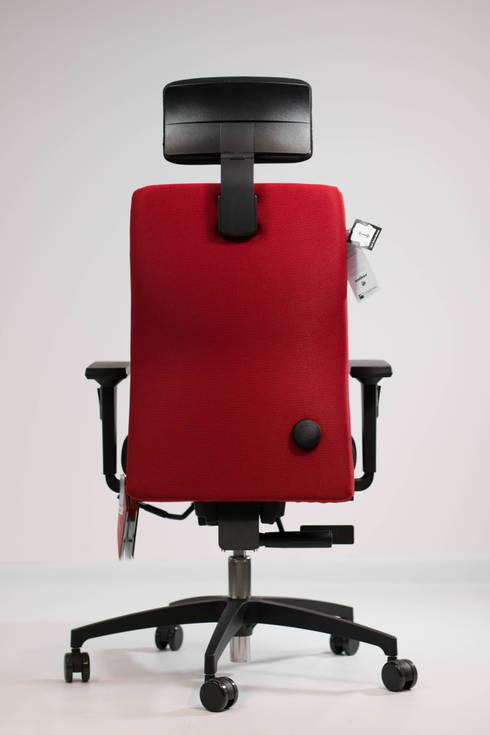 Dauphin Shape :  Arbeitszimmer von Büromöbel-Experte