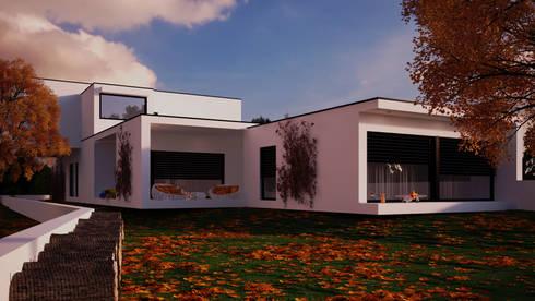 Casa de Paços: Hotéis  por Mdimension