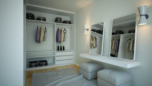 Apartamento Lisboa:   por Mdimension