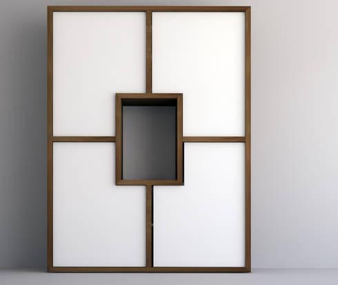 Mobiliário Diverso:   por Mdimension