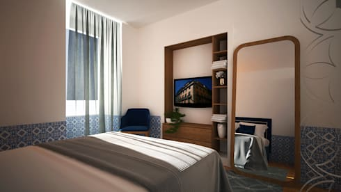 APART HOTEL LISBOA:   por Mdimension